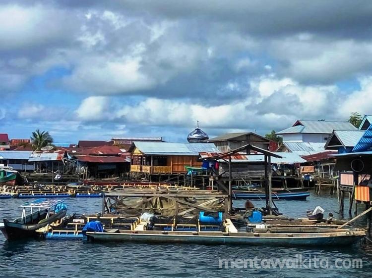 Kelompok KJA Musara Dusun Makalo Belum Gunakan Keramba Dari DKP Sumbar