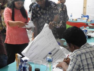 Rekapitulasi Suara Pemilu di Siberut Selatan Banyak Bermasalah