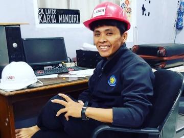 Jalius Salebbay Pemuda Mentawai Rintis Usaha Produksi dan Pemasaran Sagu Latco