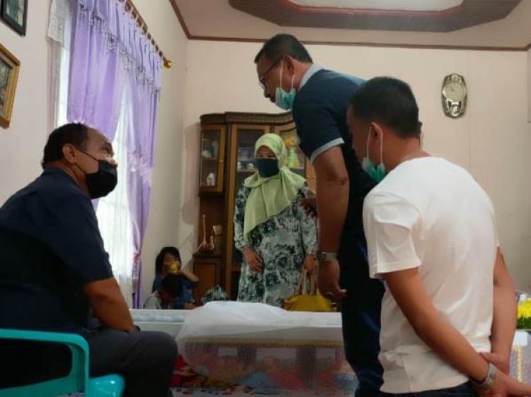 Anggota DPRD Mentawai Jimer Munthe Meninggal Dunia