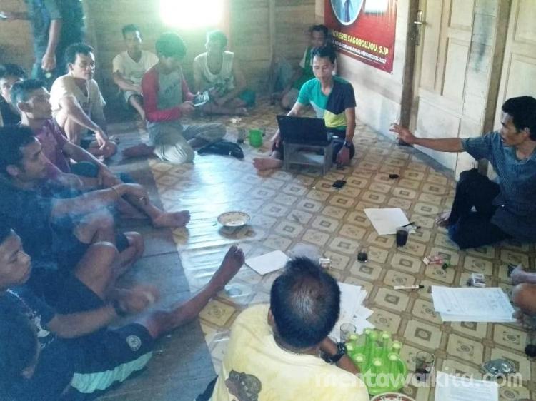 Diduga Ada Manipulasi Surat Suara Timses Jano Kerei Ajukan Keberatan Hasil Pilkades Madobag
