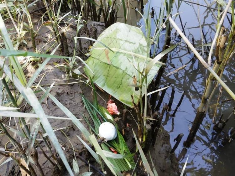 Pencarian Gresensia Bocah Hanyut di Sungai Matobe Libatkan Paranormal