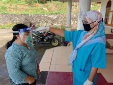 Warga Mentawai Boleh Kebaktian Asal Patuhi Protokol Kesehatan