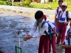 Hari Pertama Sekolah Siswa MIN Sikakap Hanya Diberi Tugas Lalu Disuruh Pulang