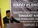 Polisi dan Petugas Medis Siaga Saat Rekap Hasil Pemilu di KPU Mentawai