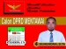 DPC Partai Garuda Mentawai Usulkan Suhendra Jadi PAW Gantikan Jimer Munthe