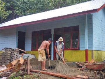 PAUD Nuntut Baga Ina Sikakap Barat Mendapat Gedung Baru