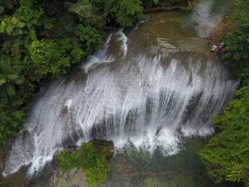 Yuk Liburan Akhir Tahun ke Air Terjun Matobat