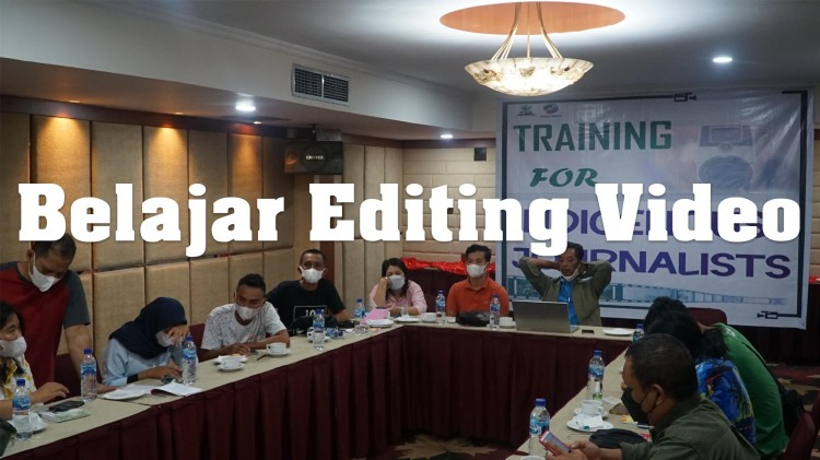 Training video for indigenous journalist batch 2